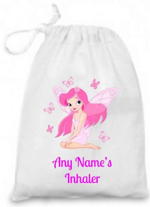 Fairy Medicine/Inhaler  Bag